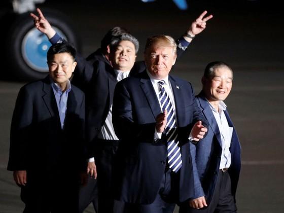 Triều Tiên thả công dân Hàn Quốc ảnh 1