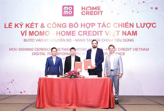 Thanh toán khoản vay và nhận giải ngân ngay trên ứng dụng Home Credit Việt Nam với ví MoMo ảnh 1
