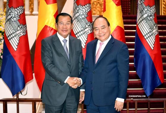 Chủ tịch nước, Thủ tướng tiếp lãnh đạo một số nước ASEAN, Bangladesh và Ủy hội sông Mê Công ảnh 3