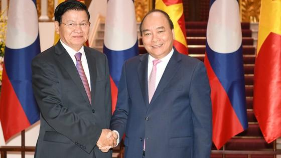 Chủ tịch nước, Thủ tướng tiếp lãnh đạo một số nước ASEAN, Bangladesh và Ủy hội sông Mê Công ảnh 2