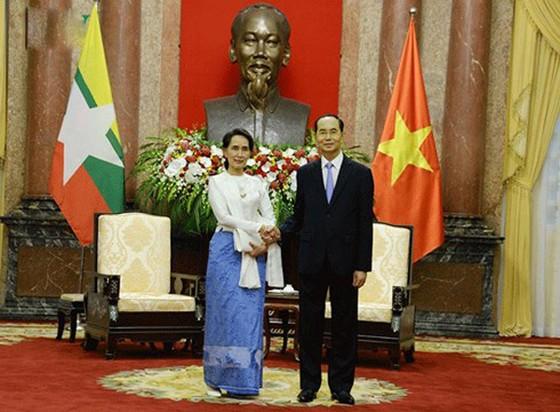 Chủ tịch nước, Thủ tướng tiếp lãnh đạo một số nước ASEAN, Bangladesh và Ủy hội sông Mê Công ảnh 1