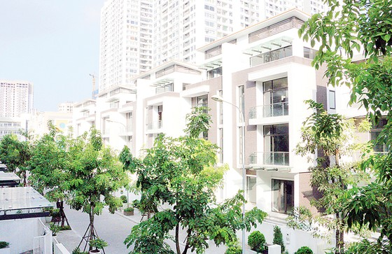 """Mãn nhãn với không gian sống xanh  tại """"khu phố nhà giàu"""" ở Hà Nội ảnh 3"""