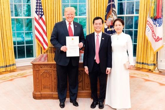 Tổng thống Donald J.Trump đánh giá cao bước phát triển của quan hệ Đối tác Toàn diện Việt Nam - Hoa Kỳ ảnh 1