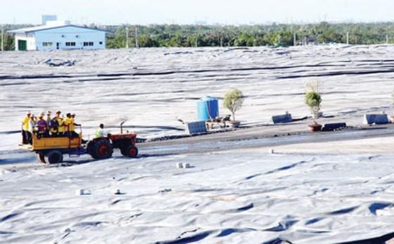 Kiểm tra chất lượng môi trường khu vực xử lý chất thải tại xã Đa Phước ảnh 1