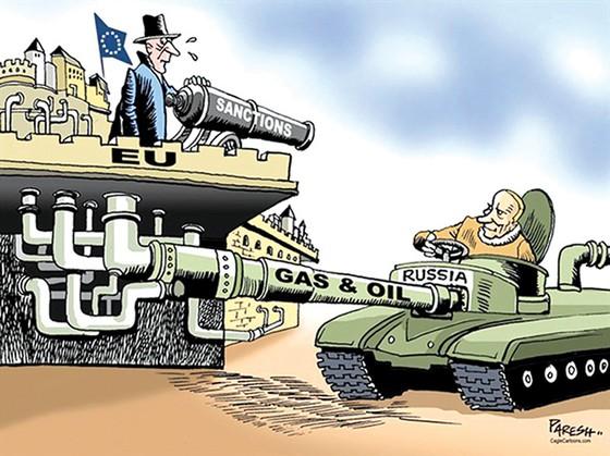 Mỹ muốn phong tỏa nguồn năng lượng của Nga ảnh 1