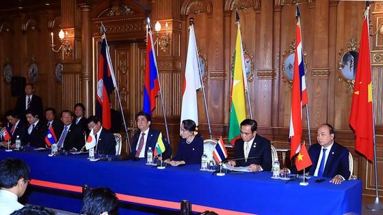 Nâng quan hệ các nước Mekong - Nhật Bản lên Đối tác chiến lược ảnh 1
