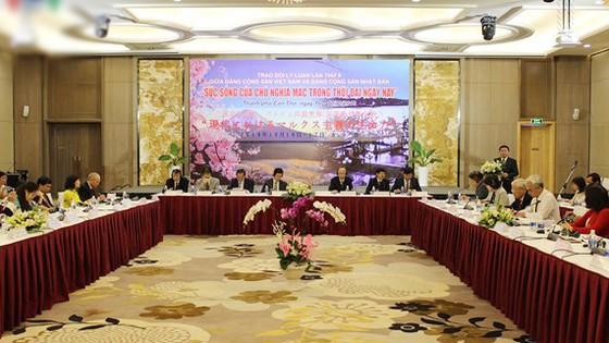Đảng Cộng sản Việt Nam và Đảng Cộng sản Nhật Bản: Trao đổi lý luận lần thứ 8 ảnh 1