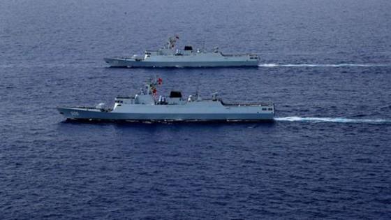 Mỹ cảnh báo Trung Quốc ngừng quân sự hóa biển Đông ảnh 1