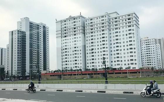 Thị trường bất động sản đang lệch pha cung cầu ảnh 1