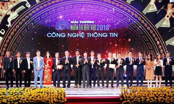 Giải thưởng Nhân tài Đất Việt 2018: Không có giải nhất ở lĩnh vực CNTT ảnh 1