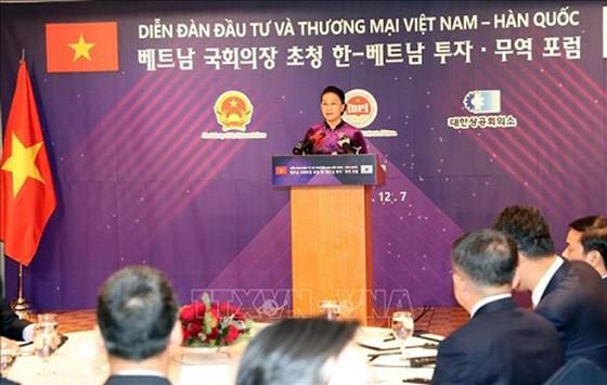 Diễn đàn Đầu tư và Thương mại Việt Nam - Hàn Quốc ảnh 1