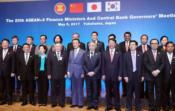 ASEAN+3 sửa đổi thỏa thuận bảo vệ tài chính khu vực ảnh 1