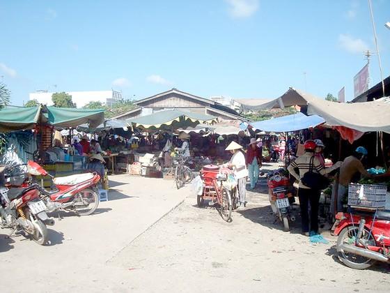 Long An xây dựng  chợ an toàn thực phẩm ảnh 1