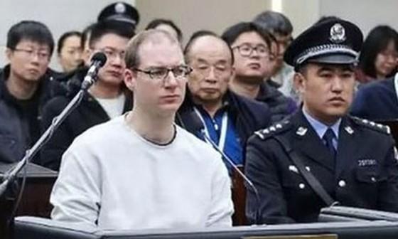 Trung Quốc kết án tử hình một người Canada ảnh 1