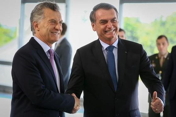 Brazil - Argentina hợp tác hiện đại hóa khối MERCOSUR ảnh 1