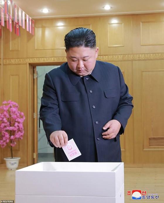 Triều Tiên công bố kết quả bầu cử Quốc hội ảnh 1