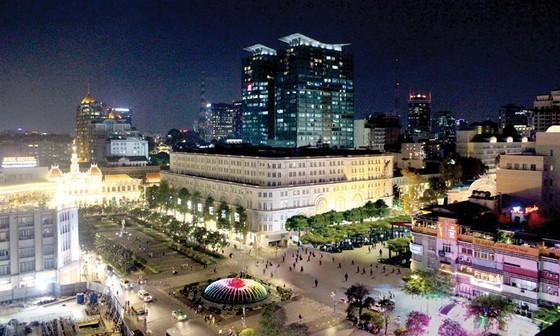TPHCM chuẩn bị chỉnh trang đường Lê Lợi và đường Nguyễn Huệ ảnh 1