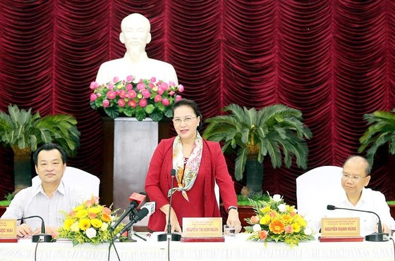 Sớm tháo những điểm nghẽn, giúp Bình Thuận phát triển bền vững ảnh 1