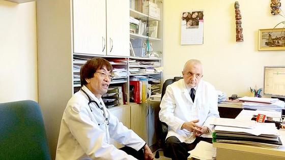 Làm bác sĩ ở Hungary ảnh 1
