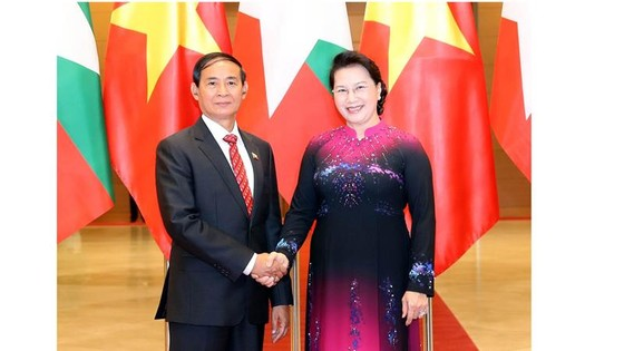 Việt Nam - Myanmar hướng tới kim ngạch song phương 1 tỷ USD ảnh 1