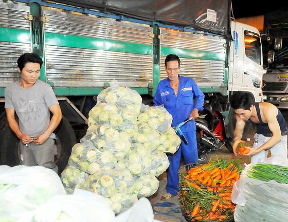 Cuối quý 3-2019, nông sản sạch mới được nhập chợ TPHCM ảnh 1