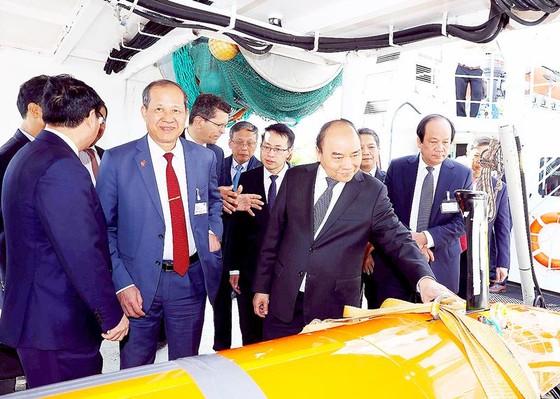 Kỳ vọng trung tâm sản xuất của Na Uy tại Việt Nam ảnh 1