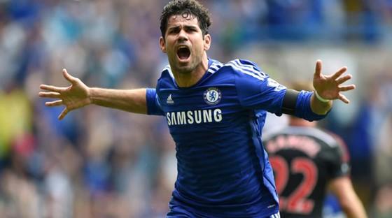 Diego Costa sắp cập bến Trung Quốc.