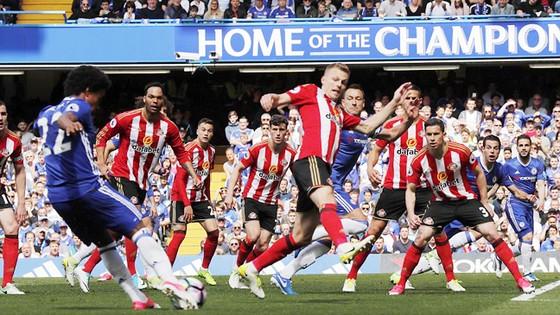 Kết thúc Giải Ngoại hạng Anh 2016/17: Man.City đứng thứ 3 ảnh 5