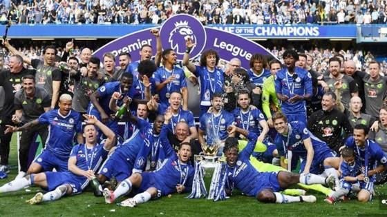 Chelsea của thầy trò HLV Conte xứng đáng lên ngôi vô địch Giải Ngoại hạng Anh 2016-2017.