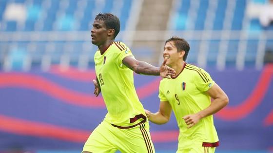 U20 Venezuela sẽ gặp U20 Nhật Bản ở trận mở màn vòng 1/8.