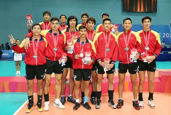 Sẽ sớm chốt lại 2 đội tuyển Bóng chuyền Việt Nam chuẩn bị SEA Games 29 ảnh 1