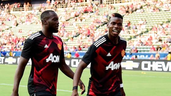 Bộ đôi Lukaku - Pogba sẽ là vũ khí nguy hiểm của Man.United ở mùa giải mới