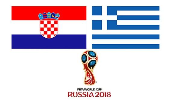 Lịch thi đấu bóng đá đêm 9, rạng sáng 10-11: Croatia tiếp Hy Lap