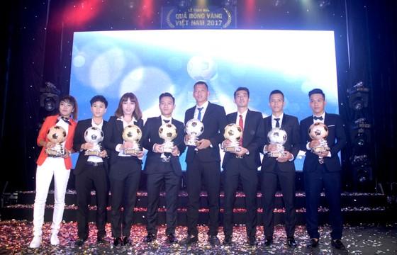 Trực tiếp Lễ trao giải Quả bóng vàng 2017 ảnh 2