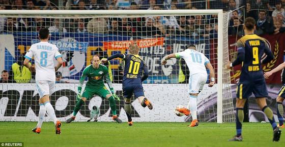 Arsenal, Marseille, Atletico, Salzburg vào bán kết Europa League 2018 ảnh 2