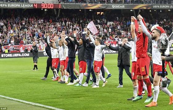 Arsenal, Marseille, Atletico, Salzburg vào bán kết Europa League 2018 ảnh 3