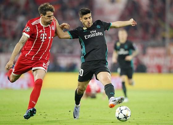 BK lượt về, Real Madrid - Bayern Munich: Chủ nhà thẳng tiến? ảnh 2