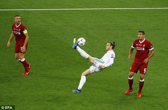 Thắng Liverpool 3-1, Real Madrid lên ngôi vô địch Champions League 2018 ảnh 4