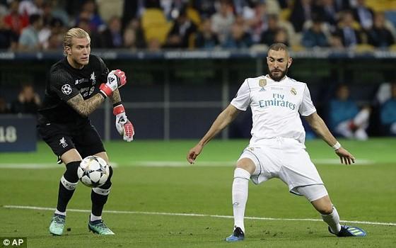 Thắng Liverpool 3-1, Real Madrid lên ngôi vô địch Champions League 2018 ảnh 2