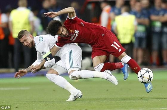 Thắng Liverpool 3-1, Real Madrid lên ngôi vô địch Champions League 2018 ảnh 1