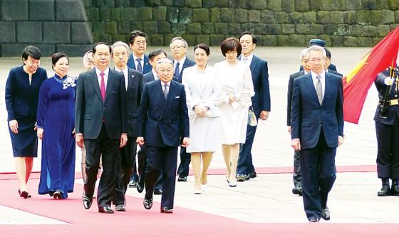 Khẳng định mối quan hệ Đối tác chiến lược sâu rộng giữa Việt Nam và Nhật Bản ảnh 1