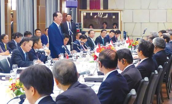Khẳng định mối quan hệ Đối tác chiến lược sâu rộng giữa Việt Nam và Nhật Bản ảnh 2