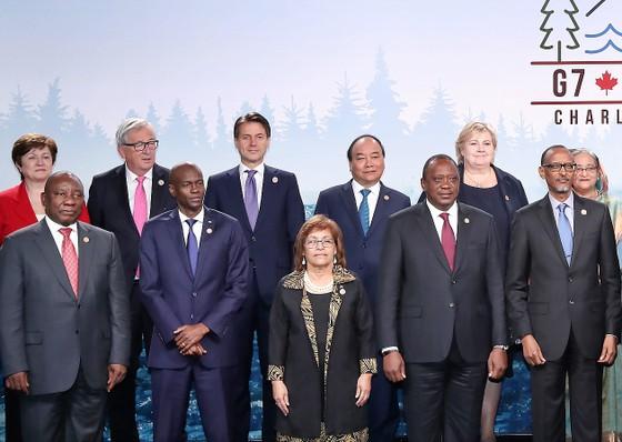 Hội nghị thượng đỉnh G7 mở rộng: Trọng tâm cải thiện môi trường biển và đại dương ảnh 1