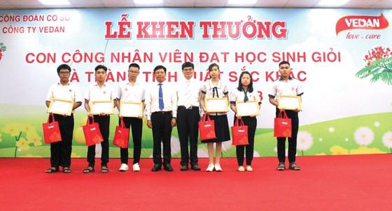 Vedan Việt Nam khen thưởng 690 con em CB-CNV đạt thành tích học tập giỏi, xuất sắc năm 2018 ảnh 3
