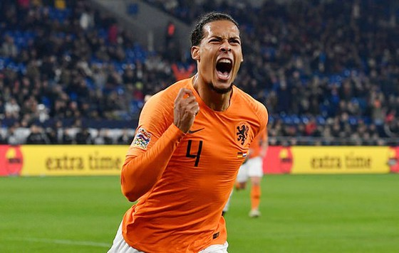 Ngược dòng ngoạn mục trước tuyển Đức, Hà Lan vào bán kết Nations League ảnh 1