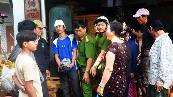 Bom nổ trong khu vực dân cư tại tỉnh Quảng Ngãi ảnh 1