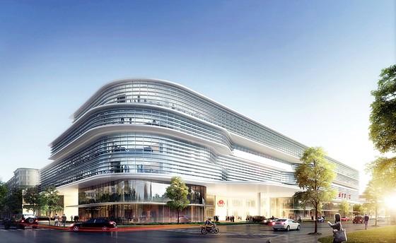 Triển lãm phương án thiết kế Quy hoạch TMB tỷ lệ 1/500, KT công trình trụ sở HĐND và UBND TPHCM ảnh 2