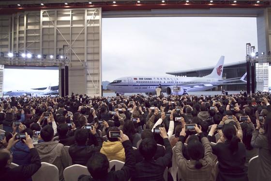 Trung Quốc dừng bay Boeing 737 Max 8 sau vụ tai nạn ở Ethiopia ảnh 1