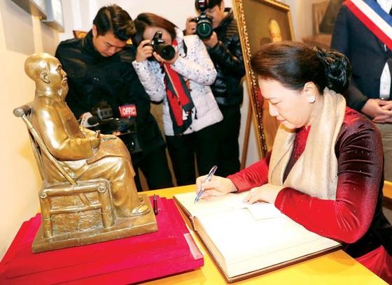 Dấu mốc mới trong phát triển quan hệ hữu nghị và hợp tác Việt Nam - Pháp ảnh 1