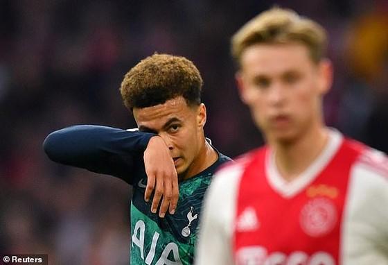 Người hùng Lucas Moura đưa Tottenham vào chung kết Champions League 2019 ảnh 2